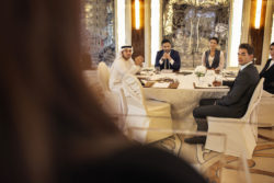 Dubai Business Meeting