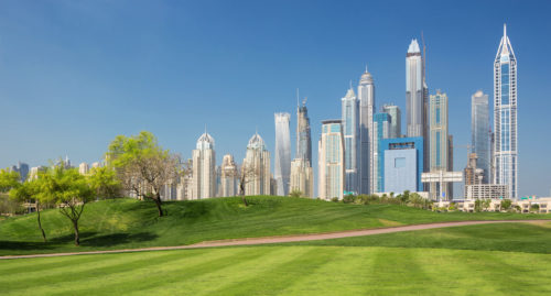Dubai Golf Course
